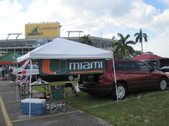 how to set up satellite tv at tailgate
