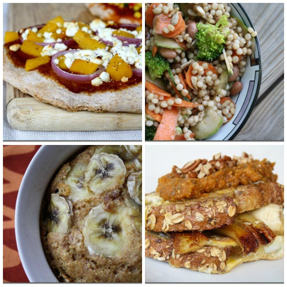 HTP recipes