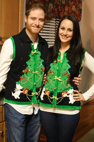 Funny Ugly Christmas Sweaters - Hijab Fashion