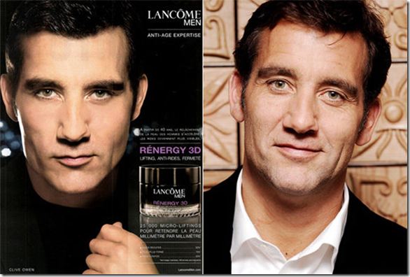 Clive Owen photoshop