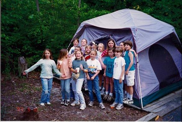 GOTR camping 1998