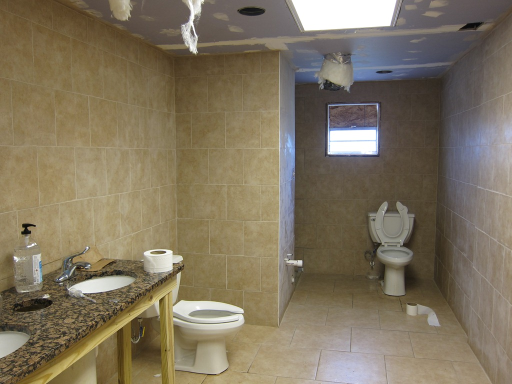 Creepy public bathroom images for Bathroom or restroom