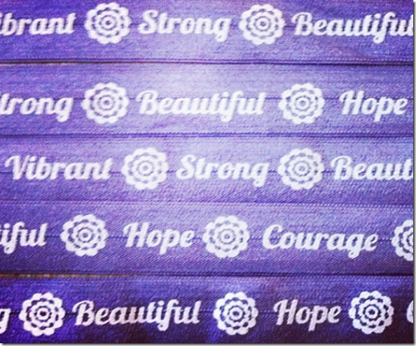 Operation Beautiful for Headbands of Hope