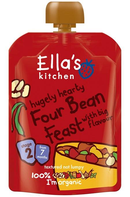 four bean feast