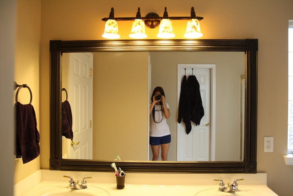 mirrormate frames lowe