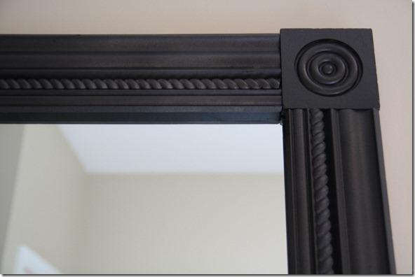 Crafty again - Decorative trim for bathroom mirrors ...