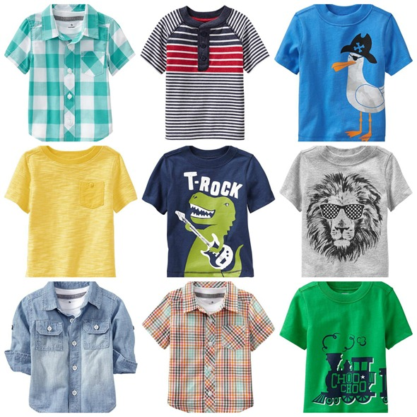baby boy picks from old navy