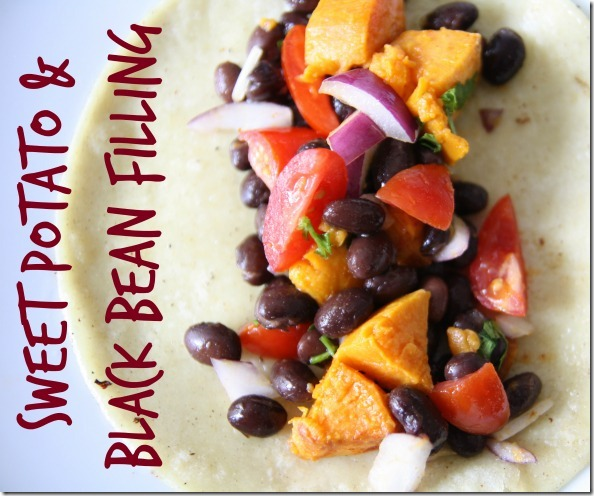 sweet potato black bean