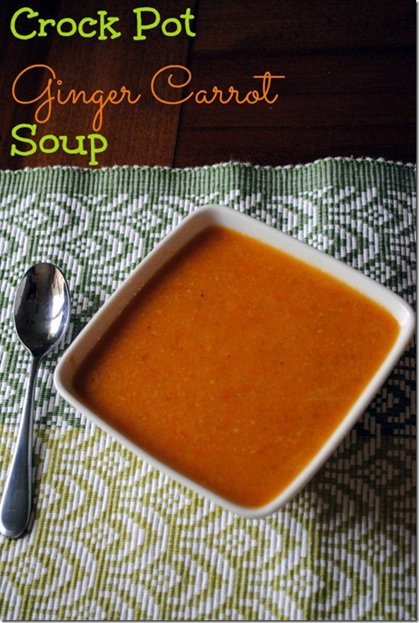 Crock-Pot-Ginger-Carrot-Soup