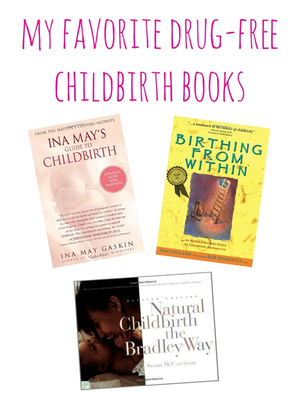 childbirth books