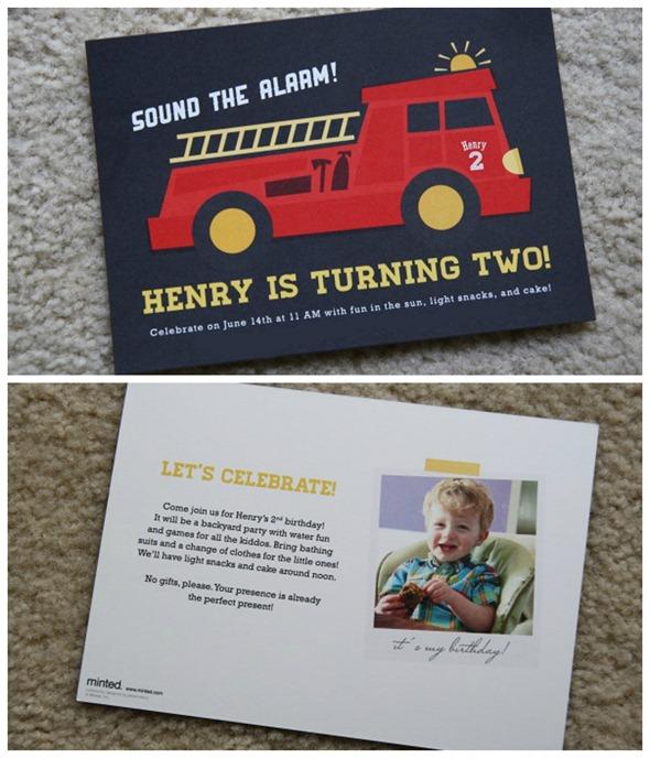 minted birthday card
