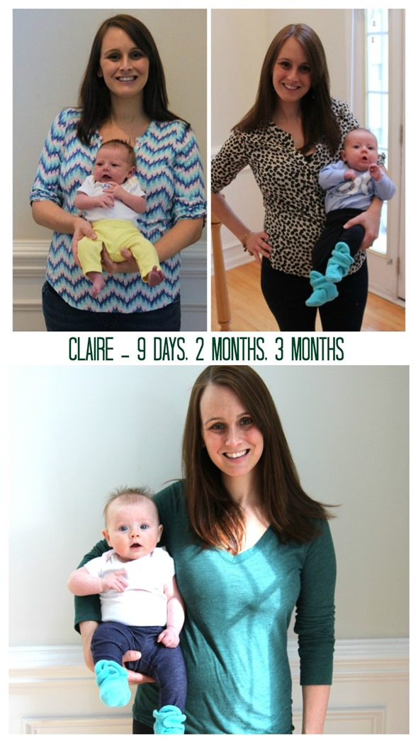 3 months old - collage