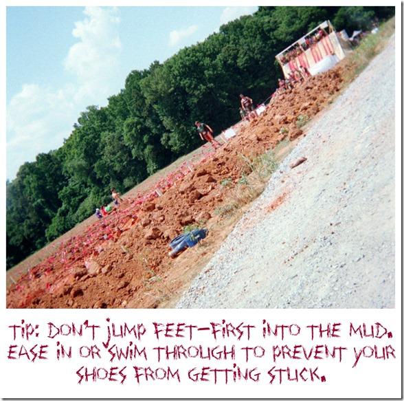 mud tip