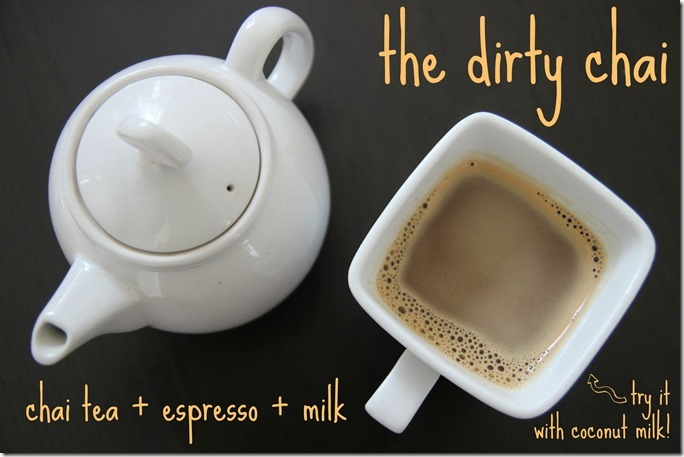 dirty chai