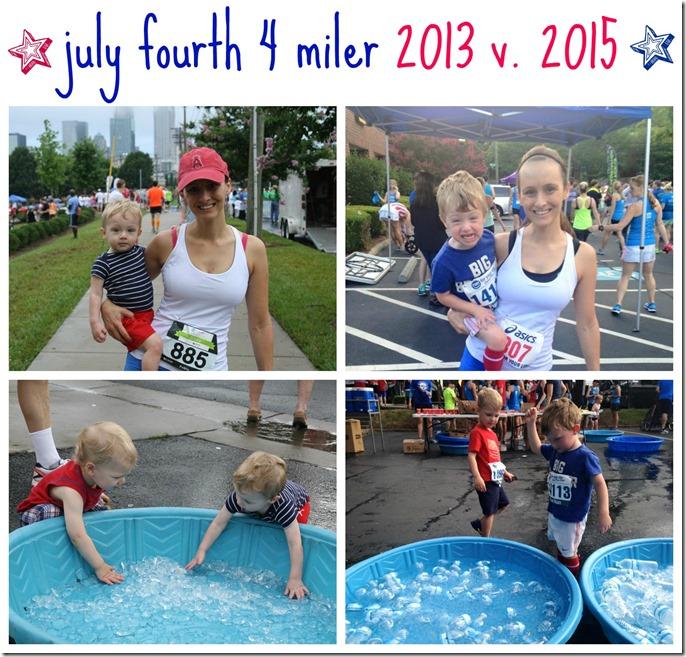 july 4 four miler