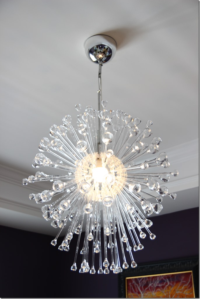 Ikea hack chandelier - Can light chandelier ...