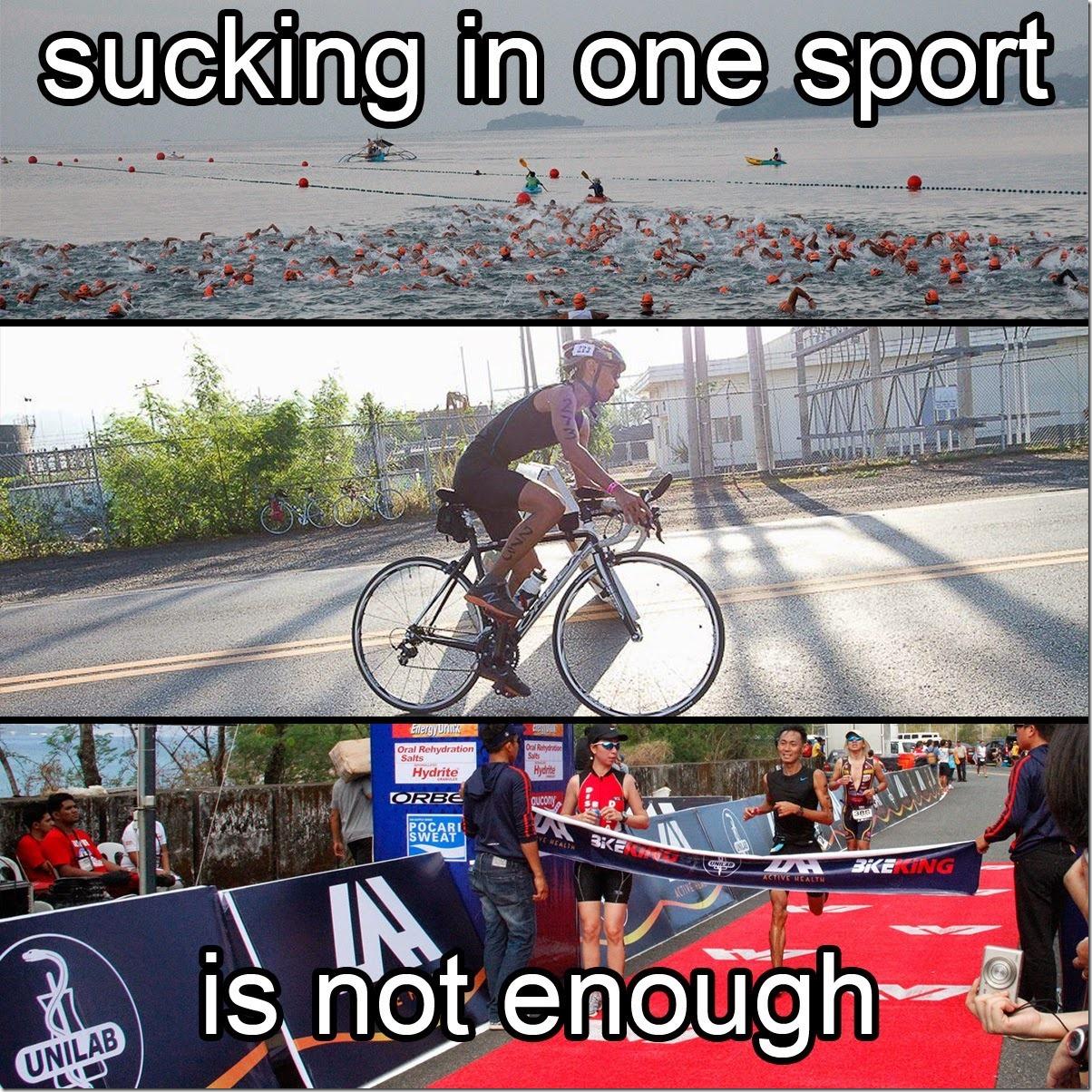 Triathlon-itis