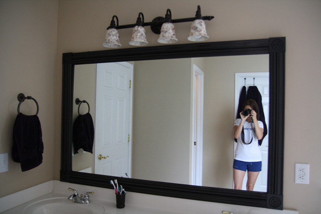 make your own bathroom mirror frame make your own bathroom mirror frame make your own bathroom 25601